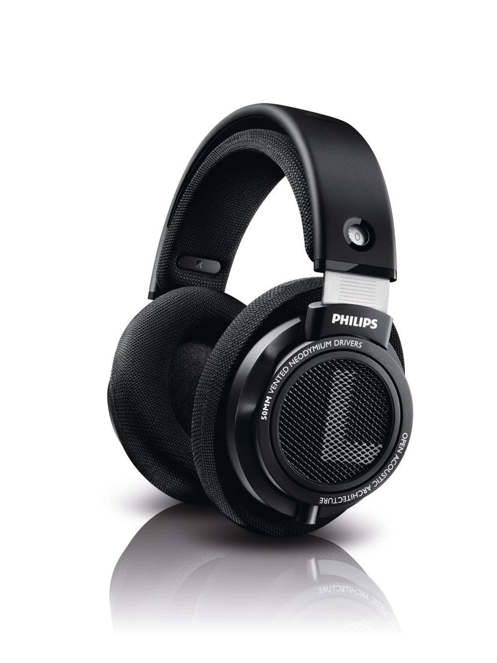 Philips SHP9500 HiFi Precision Stereo Over-ear Headphones