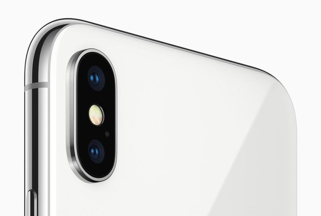iPhone x truedepth back camera
