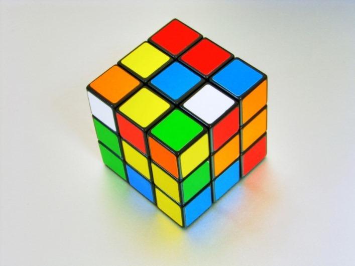 solving-rubik